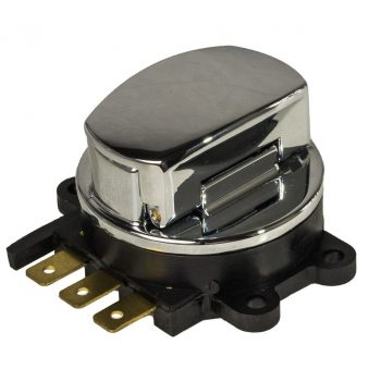 360 Twin™ Chrome Side Hinge Ignition Switch
