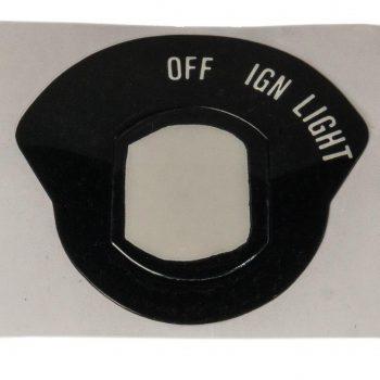 360 Twin™Round Key Ignition Switch