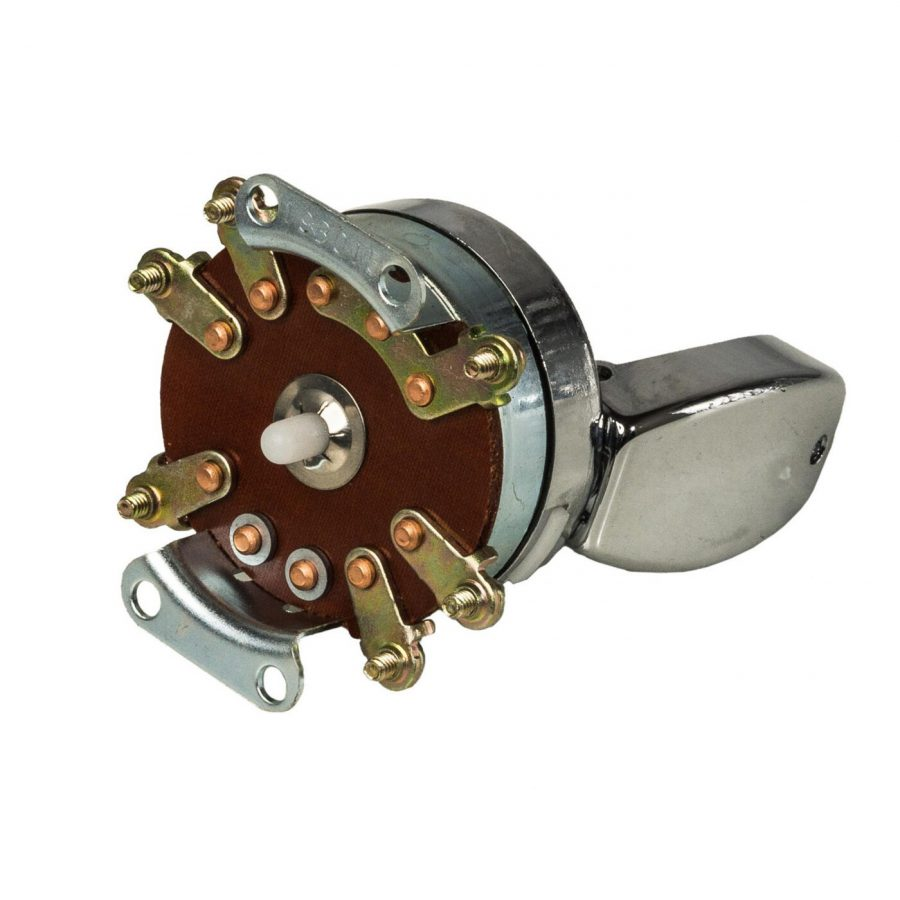 360 Twin™ Round Key Ignition Switch