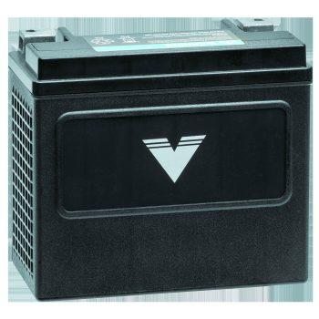 Twin Power Shocker™ Batteries; YTX14 Battery; O.E.M. 65948-00