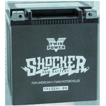 Twin Power Shocker™ Batteries; YIX30L Battery; O.E.M. 66010-97A