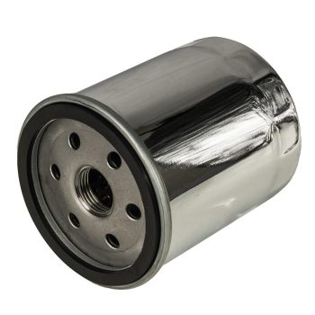 360 Twin™ High Performance Chrome Oil Filter
