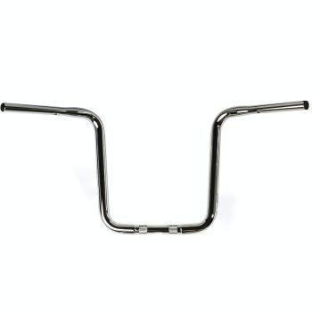 360 Twin™ 14″ Chrome Ape Hanger Handlebars