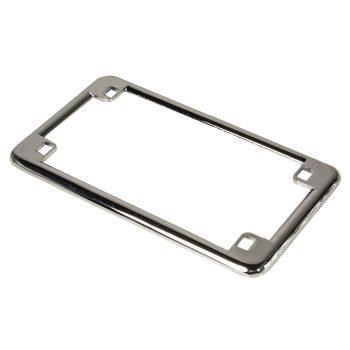 360 Twin™Chrome License Plate Frame
