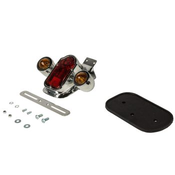 360 Twin™ Tombstone Taillight with Amber Turn signals