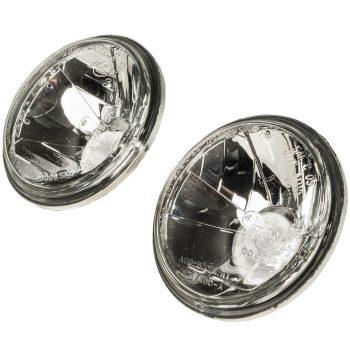 360 Twin™ Halogen Spot lamps with Diamond Cut Reflector