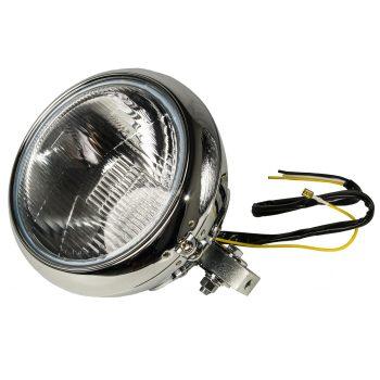 360 Twin™ 7″Headlight withBottom Mount