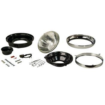 360 Twin™ 7″ Headlight and Trim Kit